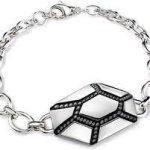 Joop! Damen-Armband mit Anhänger Schmuckschnalle 925 Sterling Silber JPBR90203B195 B00BXIKNL4
