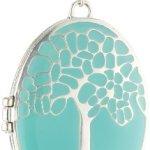 Pilgrim Jewelry Damen-Anhänger Messing aus der Serie Mega versilbert, 6.5 cm 411326204 B00CMOLS3U