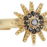 Pilgrim Jewelry Damen-ZehenRing Messing aus der Serie Toe ring vergoldet verstellbar 0.45 cm 321322107 B00CMO5CX2