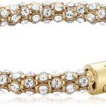 Guess Damen Armband Glamazon Edelstahl Kristall vergoldet UBB81333 B00E1RWJPC