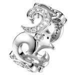 Pierre Cardin Damen-Ring La Boucle Sterling-Silber 925 PCRG90254A B0048D169E