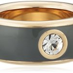 Esprit Jewels Damen-Ring Edelstahl Fancy grey rose ESRG12194E1 B00ES7R4Q4
