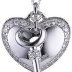 Esprit Anhänger CHARM LOCKED HEART 925 Sterling Silber S.ESZZ90766A000 B003VJVI7Q