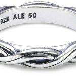 Pandora Damen-Ring 925 Silber 190872 B00BPMHAKU
