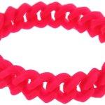 Kettenworld Unisex Armband 18.0 cm pink 334611 B00FPG14NQ