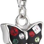 Amor Jewelry Amor Schmetterling-Charm  925 Sterlingsilber 20 mm 304429 B003G44ZHG