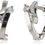 Amor Jewelry Damen-Creolen 925 Sterling Silber 385633 B00EQ0FZNC