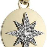 Dyrberg/Kern Damen-Anhänger Vergoldetes Metall Kristall Swarovski 336162 B00LFILI7K