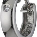 Amor Jewelry Damen-Creole 925 Sterling Silber 394628 B00EQ0GJ6O