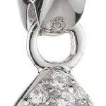 Viventy Damen-Anhänger 925 Sterling Silber NA 20 Zirkonia weiß 765632 B00FAHYAMW