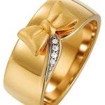 Pierre Cardin Damen-Ring 925 Sterling Silber rhodiniert Kristall Zirkonia Papillon weiß Gr.57 (18.1) PCRG90376B180 B00GXV3S86