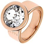 JETTE Magic Passion Damen-Ring JETTE Magic Innocence Metall 1 Kristall (rosé) B00P9Z25M2