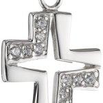Amor Jewelry Damen-Anhänger 925 Sterling Silber 303828 B00EQ0GXJW