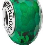 Pandora Damen-Charm 925 Sterling Silber Glas Moments 791619 B00FAACWN8