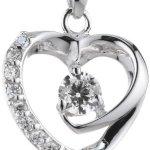 Amor Jewelry Damen-Anhänger 925 Sterling Silber 357081 B00EQ0GNI8