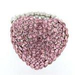 Sweet Deluxe Ring Siiri silber-rose B00F43X1LI