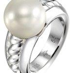 Joop Damen-Ring 925 Sterling Silber rhodiniert Perlmutt Natalie JPRG90493A5 B0076IM8IG