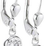 Amor Jewelry Damen-Ohrhänger 925 Sterling Silber 388719 B00EQ0G9PA