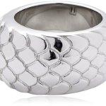 Leonardo Jewels Damen-Ring Edelstahl 19 Snake P1 Gr. 60 (19.1) 15110 B00DVCX25E