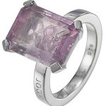 Joop Damen-Ring 925 Sterling Silber rhodiniert Amethyst Mia pink JPRG90496B6 B0076IMHVY