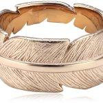 Esprit Jewels Damen-Ring Edelstahl Feather rose ESRG11569B1 B00ES7MJUA