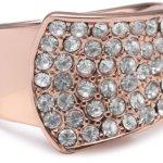 Pilgrim Jewelry Damen-Ring aus der Serie Ringe roségold beschichtet weiß 1.4 cm verstellbar Gr. 51-59 271314014 B00B5Y8E3K