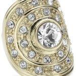 Dyrberg/Kern Damen-Ring Mina II Sg Crystal 331885 B005GCWE42