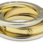 Tommy Hilfiger jewelry Damen-Ring Edelstahl IP gold beschichtet 2700239 B00GXY3NAQ