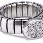 Nomination Damen-Ring Lotus Mit In 925 Silber Weiß Ring größe variabel 043100/001 B004UHRW9G