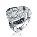 """O.R.® OldRubin Original O.R. ® OldRubin Qualität Schmuck für sie mit Ansprüchen! Geschmiedet um Ihre Einzigartigkeit zu unterstreichen! Aus unserer Serie """"Diamant küsst feinstes Silber"""" – Feinste Silber (925) Ringe – inkl. hochwertiges Schmucketui! B00IPBPTGG"""