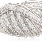 Celesta Damen-Ring 925 Sterling Silber Zirkonia weiß W: 393270094L B008MUFJ8S