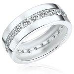 Rafaela Donata Ring Sterling Silber Zirkonia weiß B003OYK7R0