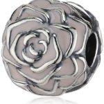 Pandora Clip Rose B00JMGN9KQ