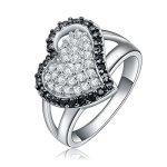 """O.R.® OldRubin Original O.R. ® OldRubin Qualität Schmuck für sie mit Ansprüchen! Geschmiedet um Ihre Einzigartigkeit zu unterstreichen! Aus unserer Serie """"Liebe küsst feinstes Silber"""" – Feinste Silber (925) Ringe – inkl. hochwertiges Schmucketui! B00IPBPOPW"""