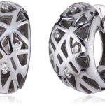Viventy Damen-Creolen 925 Sterling Silber mit Zirkonia 695644 B004C6JW3O