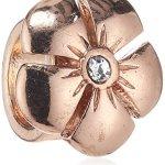 Pilgrim Damen-Anhänger aus der Serie Charming RoséGold beschichtet Kristall 42122-4004 B007UXEBDM