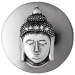 Pilgrim Jewelry Damen-Anhänger Messing Kristall Coin 3.0 cm weiß 441343008 B00G2A2I0C