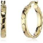 Amor Jewelry Damen-Creolen 8 Karat 333 Gelbgold 104739 B00EQ0KXKW