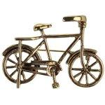"SIX ""Sweet & Cute"" goldene Fahrrad Brosche aus Metall (260-705) B00IWRAJ4K"