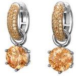 Esprit Collection Damen-Ohrringe Amorbess Set Summer 925 Sterling Silber ELCO90672C000 B00EP9BWRC