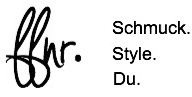 FFNR - Schmuck. Style. Du.