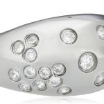 Gefunden bei Amazon: Wunderschöner Edelstahl-Zirkonia Ring für Ihre Frau oder Freundin