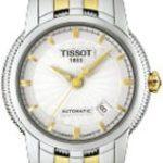 Tissot Damenuhr Ballade Automatic T97218331 B000NO44CI