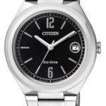 Citizen Damen-Armbanduhr XS Analog Quarz Edelstahl FE6020-56E B00HH7TMNK