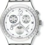 Swatch Damen-Armbanduhr Core Collection Dreamwhite YCS511G B001BZGA8Y