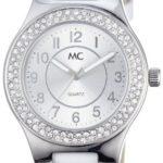 MC Timetrend Damen-Armbanduhr Analog Quarz Leder 50325 B004YGK7E0