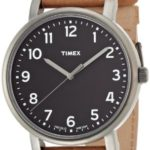 Timex Unisex-Armbanduhr   Originals Classic Round Analog Quarz Leder T2P222 B00CYZNDDA