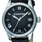 Wenger Damen-Armbanduhr XS Terragraph Analog Quarz Leder 01.0521.104 B008OSPCYY