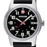 Wenger Herren-Armbanduhr XL Field Classic Analog Quarz Nylon 72805W B006OC44P0