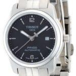 Tissot Damen-Armbanduhr PR 100 Lady Automatik T0493071104700 B005DDCN9U